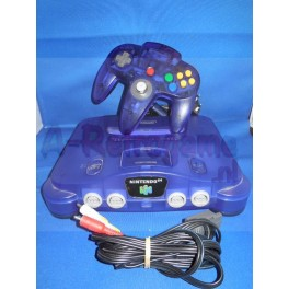Nintendo 64 grape